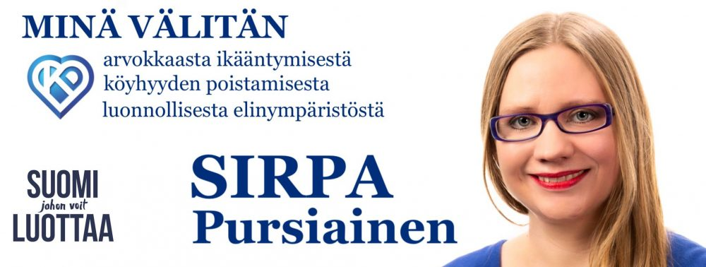 Sirpa Pursiainen